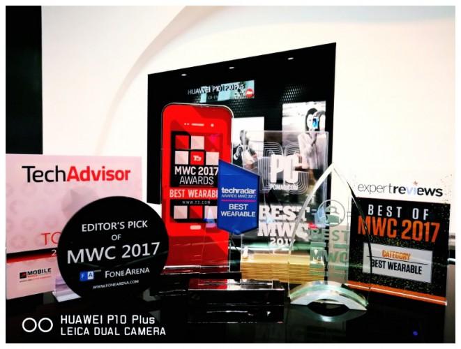 Noile modele Huawei premiate datorită funcțiilor inovatoare și a designului atrăgător