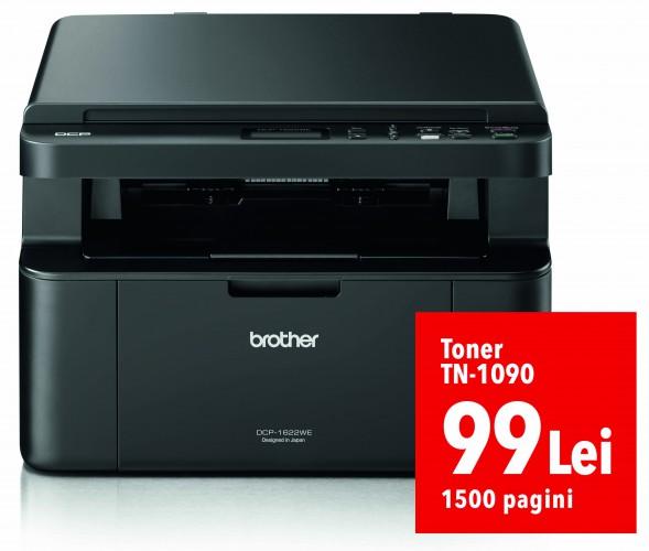 Brother anunta disponibilitatea echipamentelor  TonerBenefit