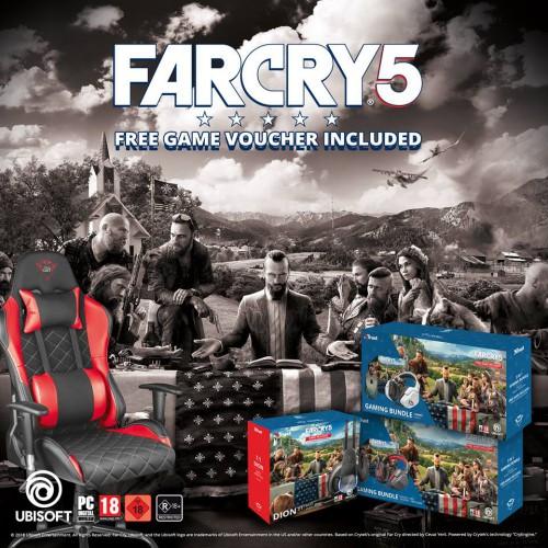 Trust si Ubisoft au pregatit un bundle special pentru seria Far Cry 5