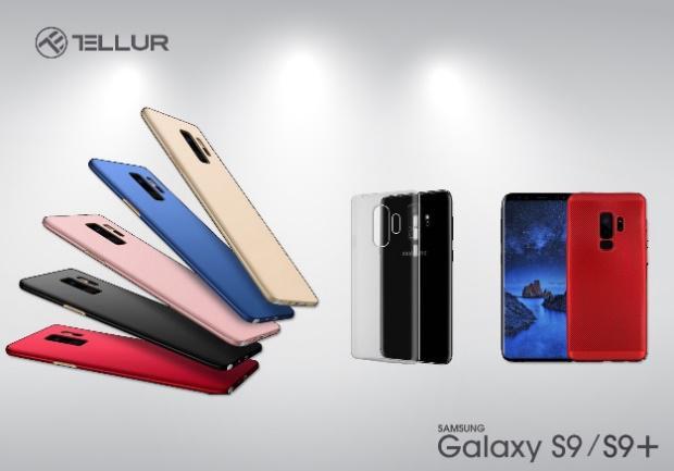 De pe valul evoluției tehnologice, Tellur aduce husele pentru noile Samsung S9 și S9+