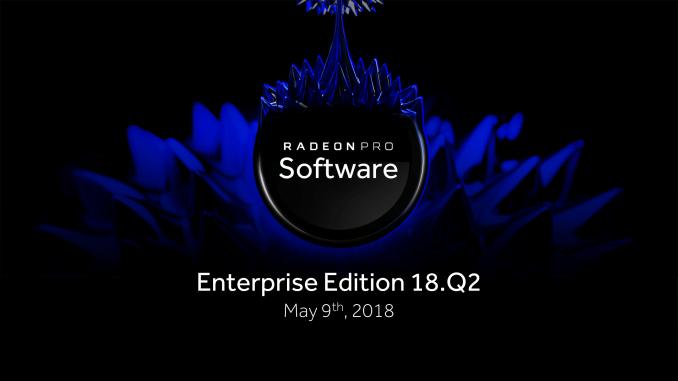 Radeon Pro Software Enterprise Edition 18.Q2 aduce îmbunătățiri masive & securitate mai bună, protejând investițiile clienților enterprise