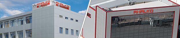 Produsele si serviciile firmei Analko Aluminium Industry