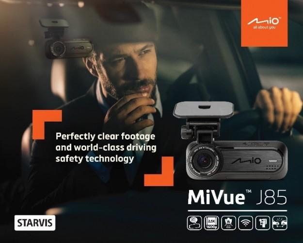 Mio lansează seria J de camere video auto, cu design discret  Camerele video auto oferă imagini clare, de înaltă calitate, pentru siguranță la volan