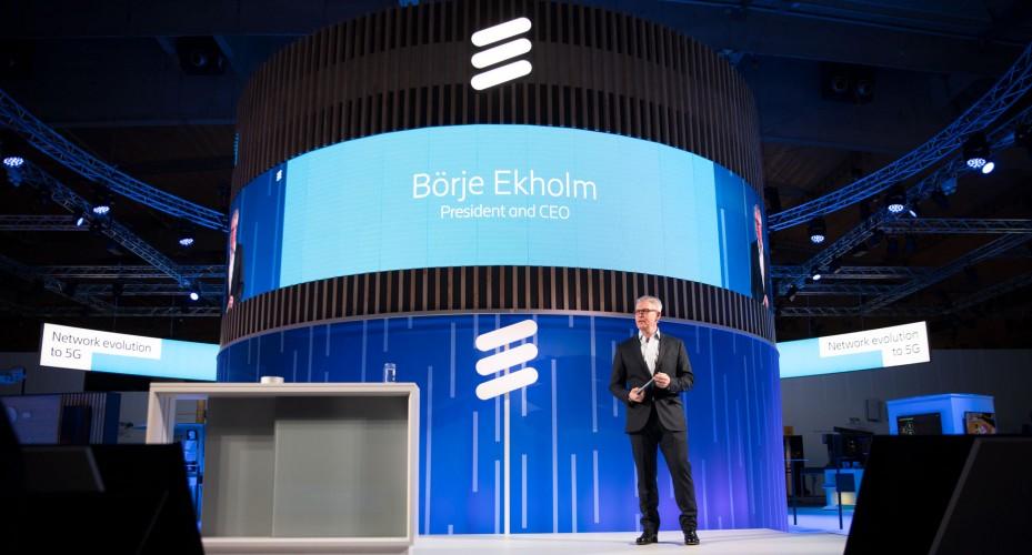 Börje Ekholm: În 2019, Ericsson trece la tehnologia 5G la nivel global