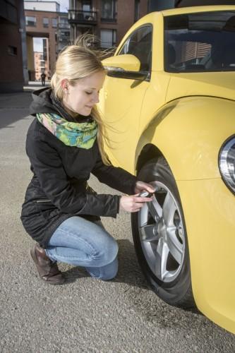 Top 3 motive pentru a verifica periodic presiunea anvelopelor