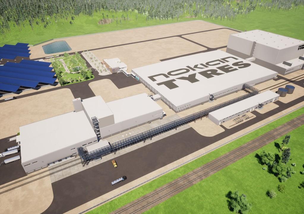 Fabrica Dayton Nokian Tyres 2