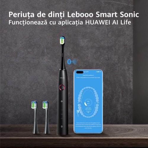 Huawei lansează periuța de dinți cu autonomie de 3 luni și încărcare wireless